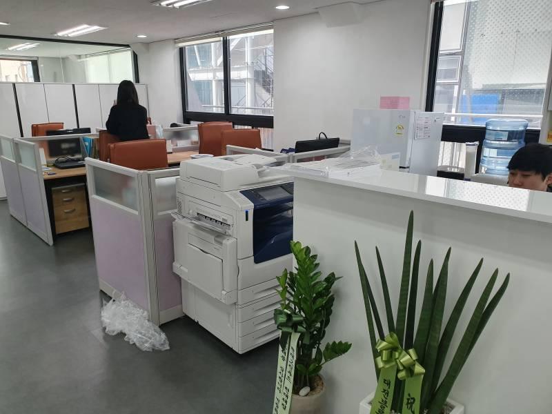 고속 컬러복사기임대 AP-V C5576  강남 설치사례! 8.jpg