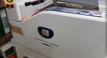 [일러스트/설계] A3 컬러프린터 DP C2255 노원구 설치 방문!